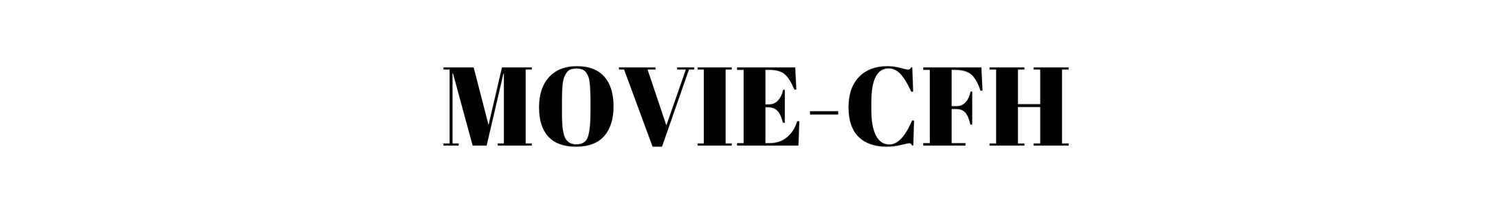 MOVIE-CFH